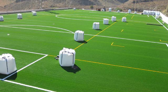Campo de Fútbol de Tasarte